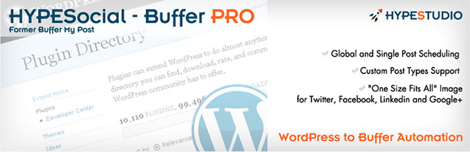 HyperSocial Buffer Pro