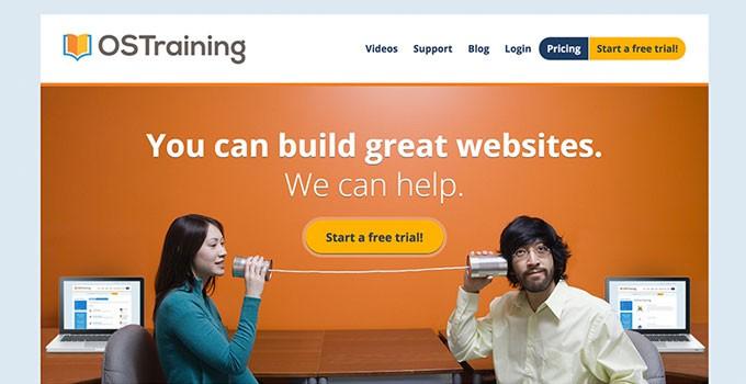OS Training - WordPress courses