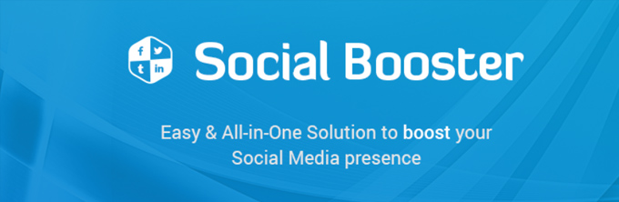 Social Booster - free social media auto poster and scheduler plugin for WordPress