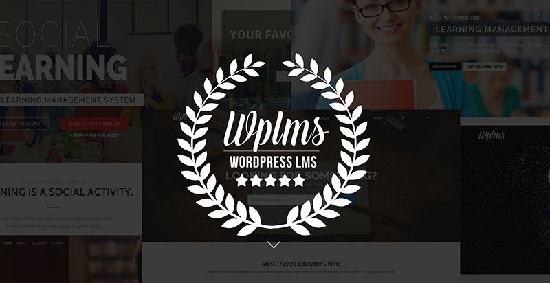 WPLMS BuddyPress Theme