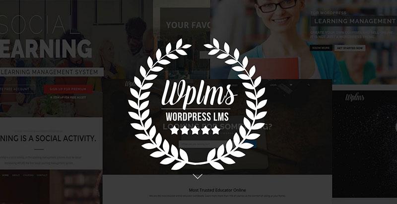 WPLMS BuddyPress Theme