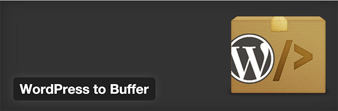 https://wordpress.org/plugins/wp-to-buffer/