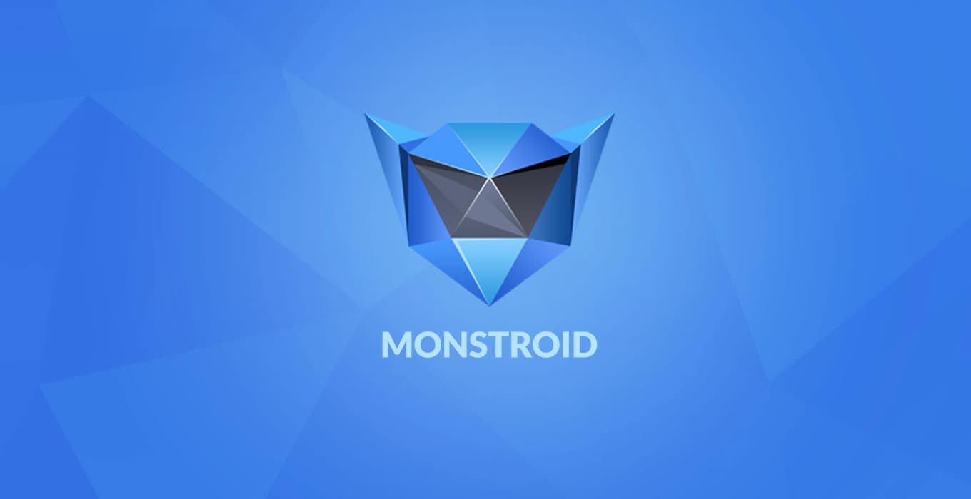 Monstroid Theme