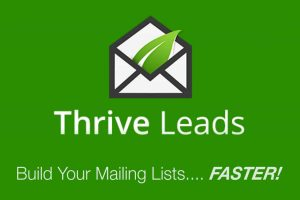 Thrive Leads Plugin Review