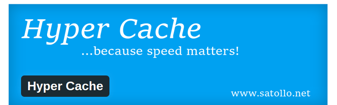 Hyper Cache WordPress Plugin