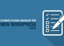Ultimate Plugin Checklist for all New WordPress Sites