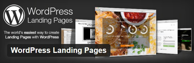 WordPress Landing Press Pages