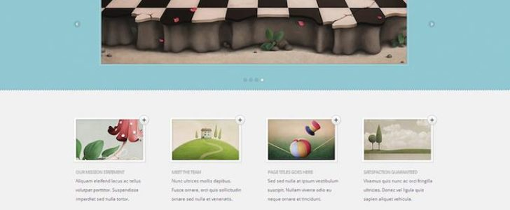 Feather, Blogging Theme, WordPress Theme