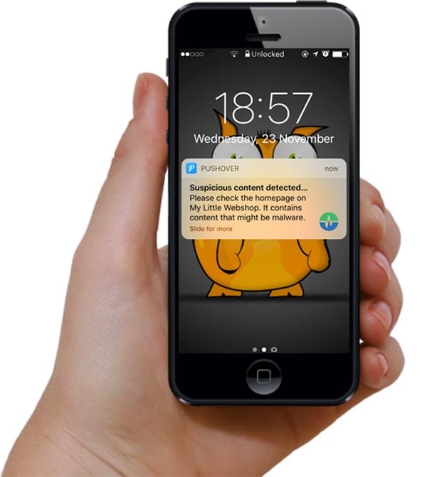 WordPress Notifications On iPhone