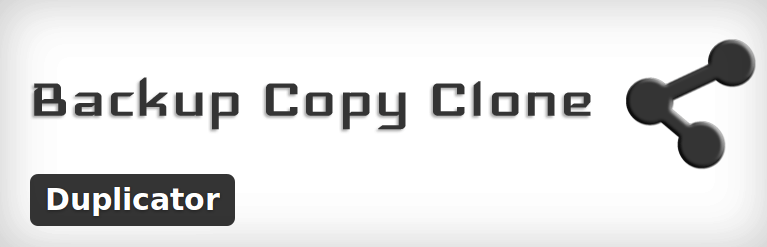 Duplicator gives WordPress administrators the ability to migrate, copy or clone a site from one location to another.
