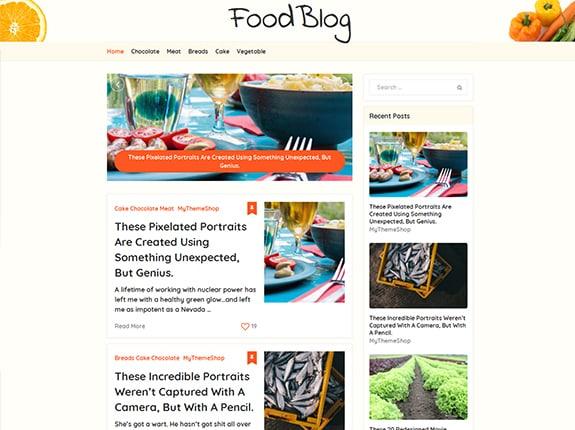 MyBlog - SEO WordPress Theme