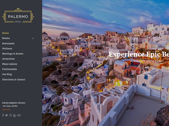 Palermo WP Theme