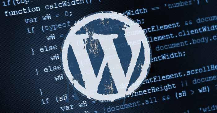 Background image on WordPress