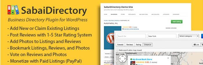 Sabai Directory plugin