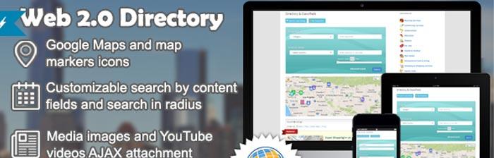 Web 2.0 Directory WordPress plugin