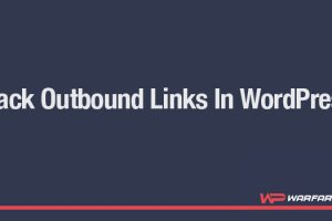 Track outbound links