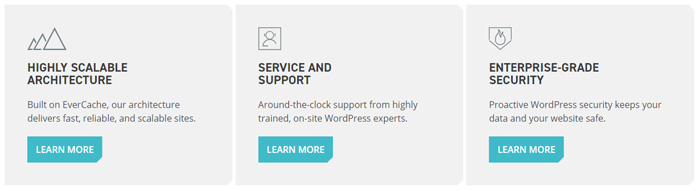WP Engine Hosting Differences