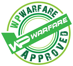 WPWarfare stamp of approval