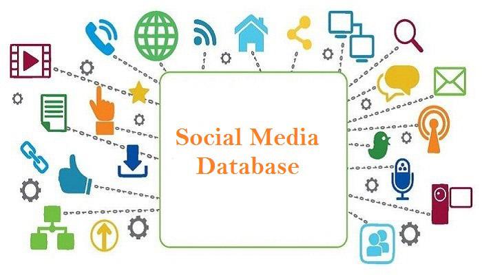 Best Social Media Database