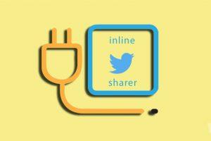 Inline Tweet Sharer review