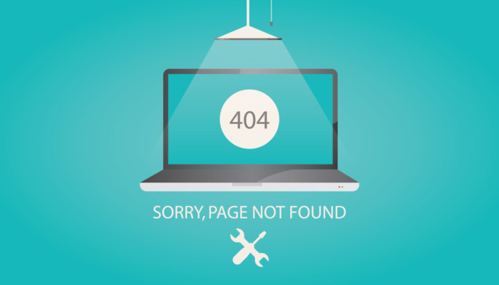 404 Page Error for WordPress