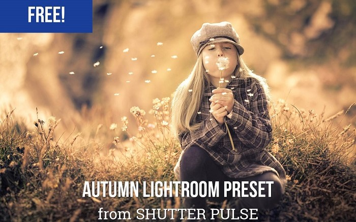 Autumn Lightroom Presets, Fall Lightroom Presets