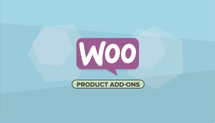 Product Add-Ons for WooCommerce