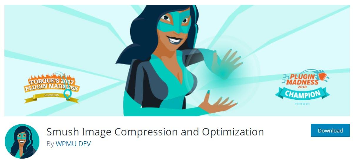 WordPress Page Speed - Smush